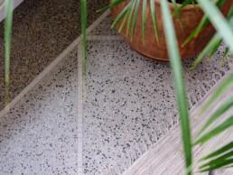 broederminstraat 52 detail vloer mozaik granito plant