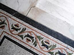 broederminstraat 52 detail vloer mozaik granito